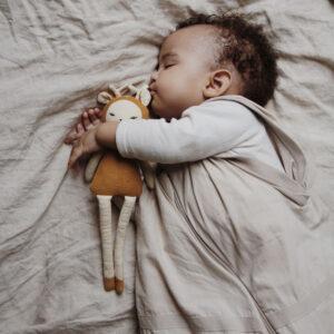 DreamBag sovepose til baby